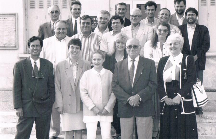 ELECTIONS MUNICIPALES 1995 LISTE ROUSSEAU 12 juin 1995